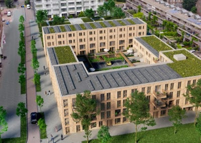 Nieuwbouw Den Haag