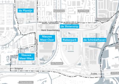 Busverbinding Schiphol-Amsterdam