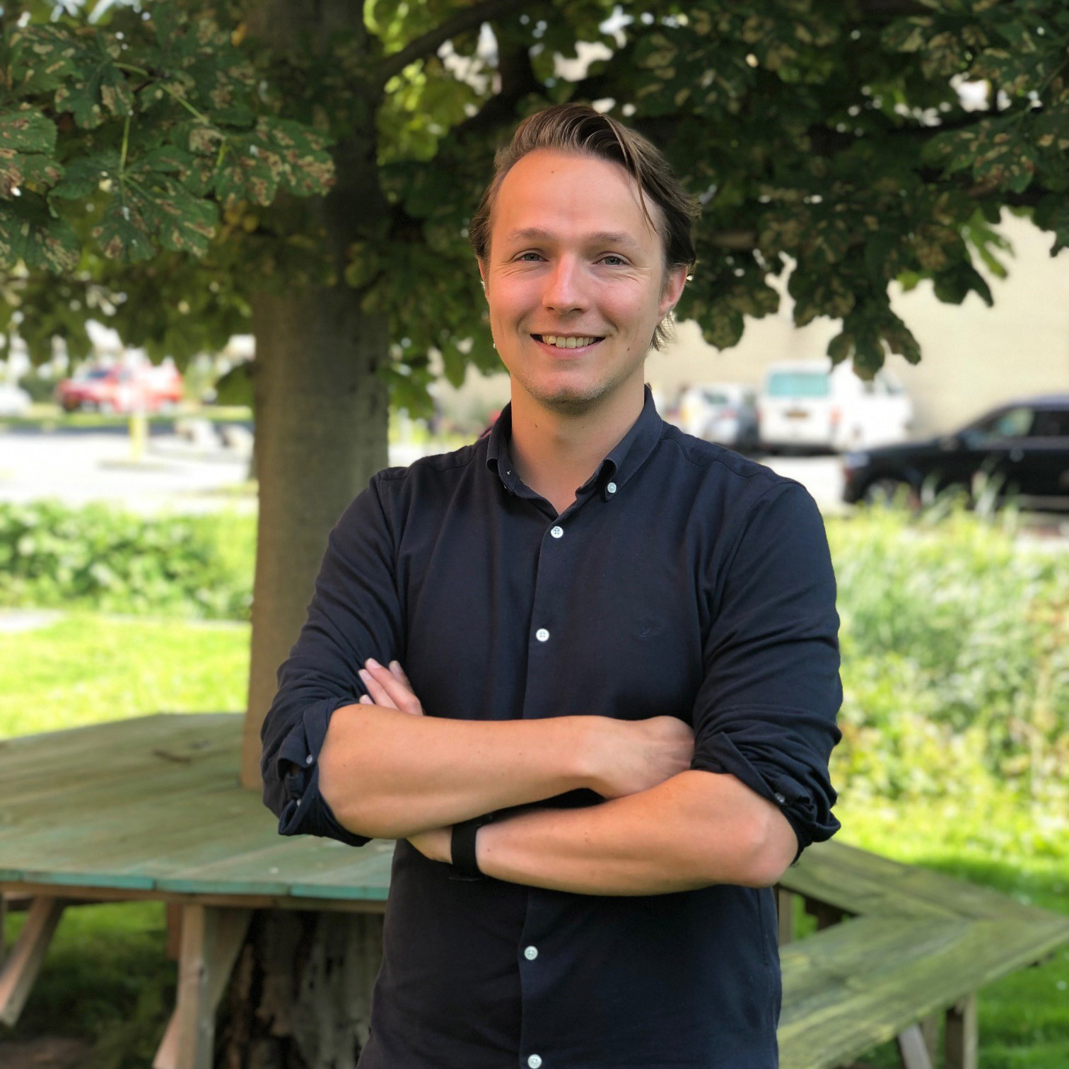 Tim van den Broek